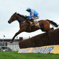 Un De Sceaux on his way to winning last year's Ryanair Chase
