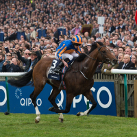 Churchill got the ball rolling in the 2000 Guineas