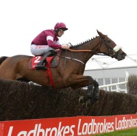 Death Duty takes the last in his stride at Punchestown