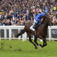 Blue Point lands the Bengough Stakes at Ascot