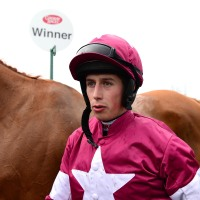 Bryan Cooper at Galway on Tuesday