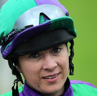 Hayley Turner, Jockey